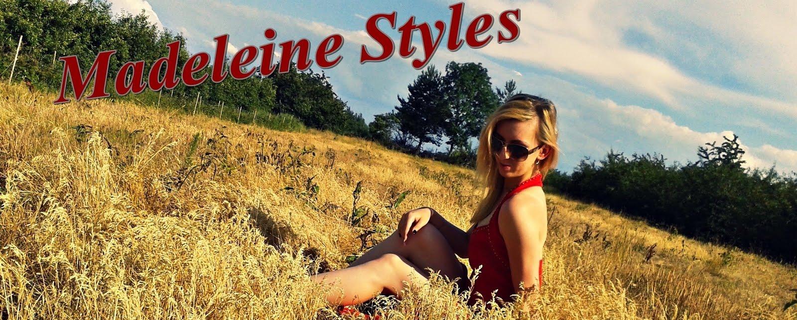 Madeleine Styles