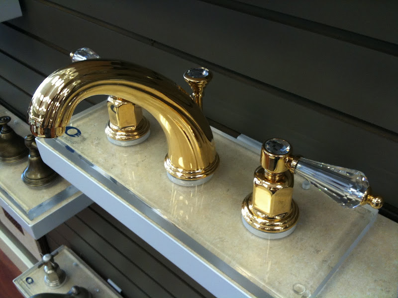 California Faucets - Offering fine faucets, decorative trim and  title=