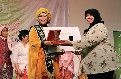 Srikandi Blogger 2013 Kategori Persahabatan