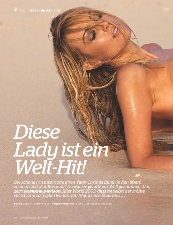 Playboy Alemã com loirinha gostosa