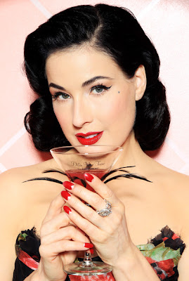 Dita Von Teese Diamond Ring