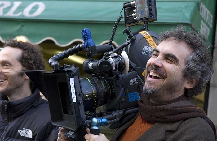 «Гравитация» Альфонсо Куарона выйдет в октябре