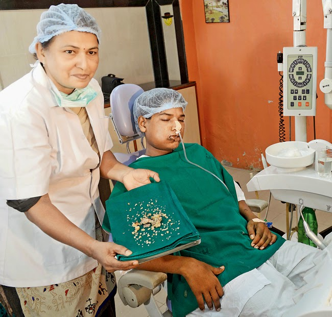 Ashik-Gavai after the operation