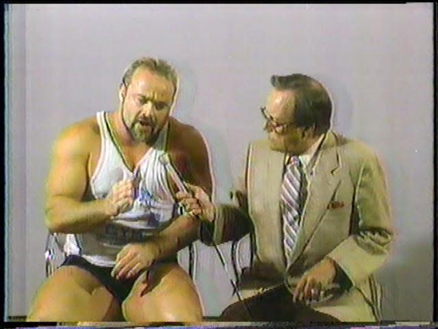 Continental Wrestling Sept. - Dec. 1986 DVD Set $25.50