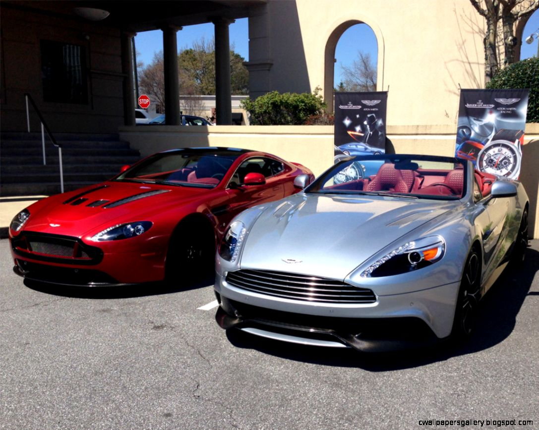 First to Drive Aston Martin Luxury Sports Cars in Atlanta  Brown