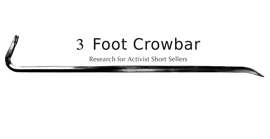 3 Foot Crowbar