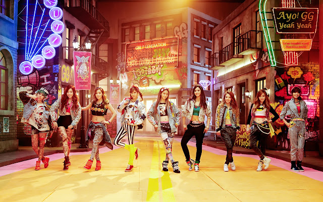 "SNSD ""I GOT A BOY"" WALLPAPER"