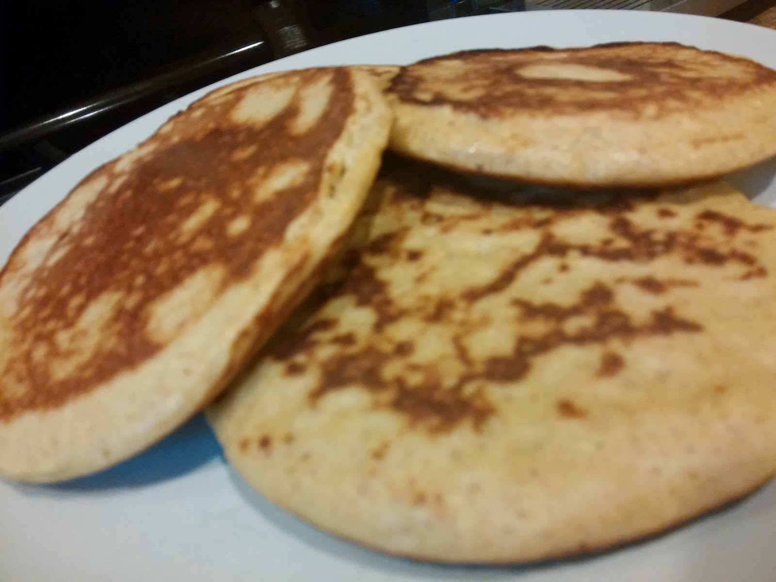 Sacha Inchi Flour and Coconut Pancakes For Those Allergic To Almond Flour I Paleo Vegeo I Barbara Christensen