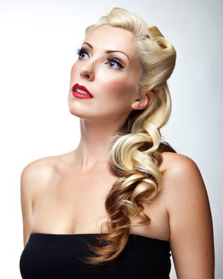 Top 10 Photo of Easy Pin Up Hairstyles | Floyd Donaldson Journal