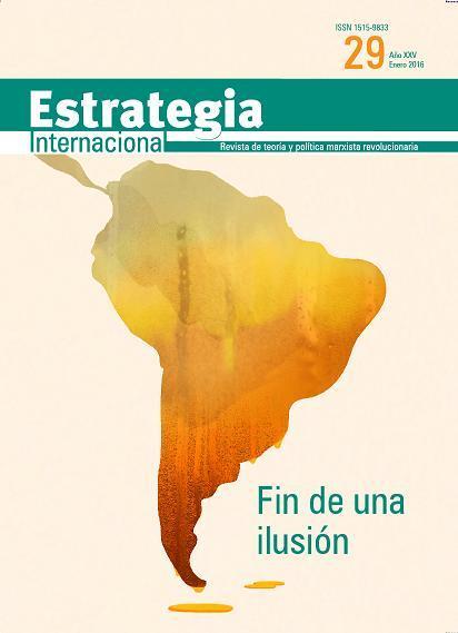 REVISTA Estrategia Internacional