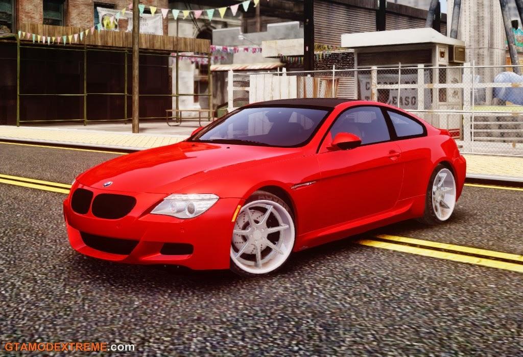 Baixar carro BMW M6 Coupe E63 2010 Para GTA IV