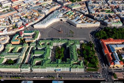 Именовать здание Генерального штаба - Эрмита. Ermita - The General Staff Building Hermitage