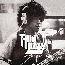 Thin Lizzy - Live At The BBC (BoxSet) – CD y DVD