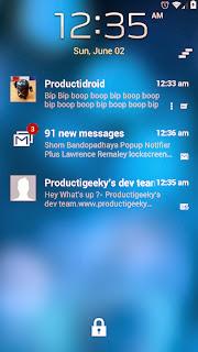 LockerPro Lockscreen v4.8