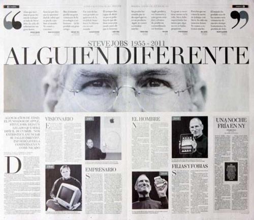 5 rekabentuk surat khabar terbaik dunia