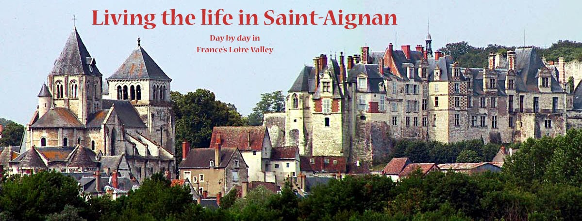 Living the life in Saint-Aignan
