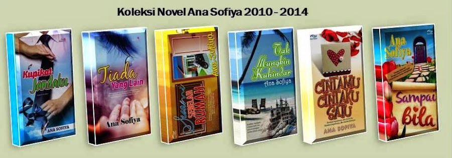 KOLEKSI NOVEL ANA SOFIYA