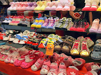 Baby shoes - Batu Ferringhi night market, Penang