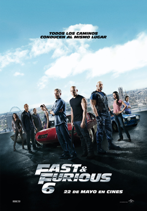 Tráiler final de Fast & Furious
