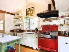 Cottage Charm Kitchen Design