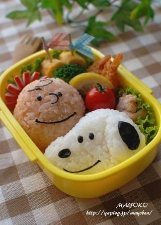 創意便當】可愛日式主題便當 - 小鐵創意料理