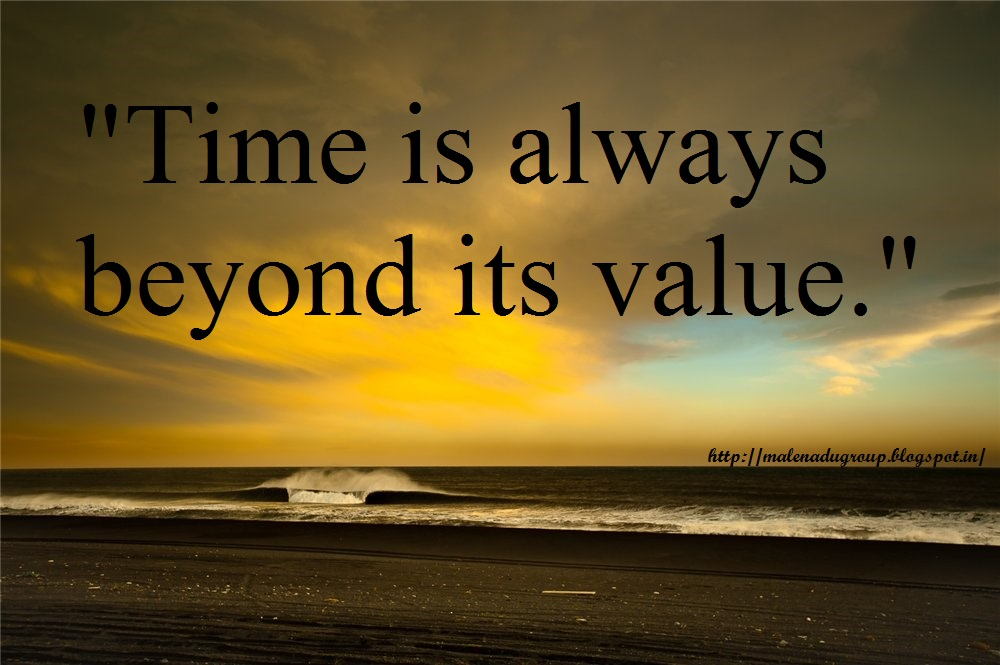 Quotes On Time Change