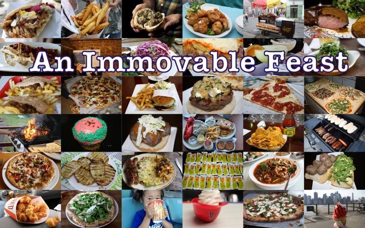 An Immovable Feast