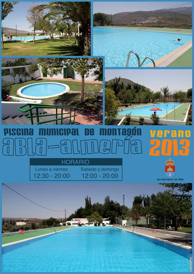 Deportes abla empieza la temporada de piscina y la for Piscina municipal almeria