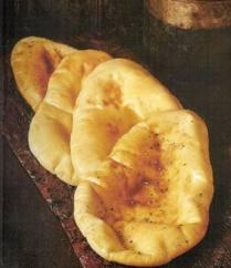 خبز النان لسحور رمضان