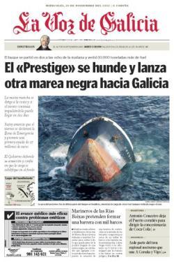 la voz de galicia redaccion: