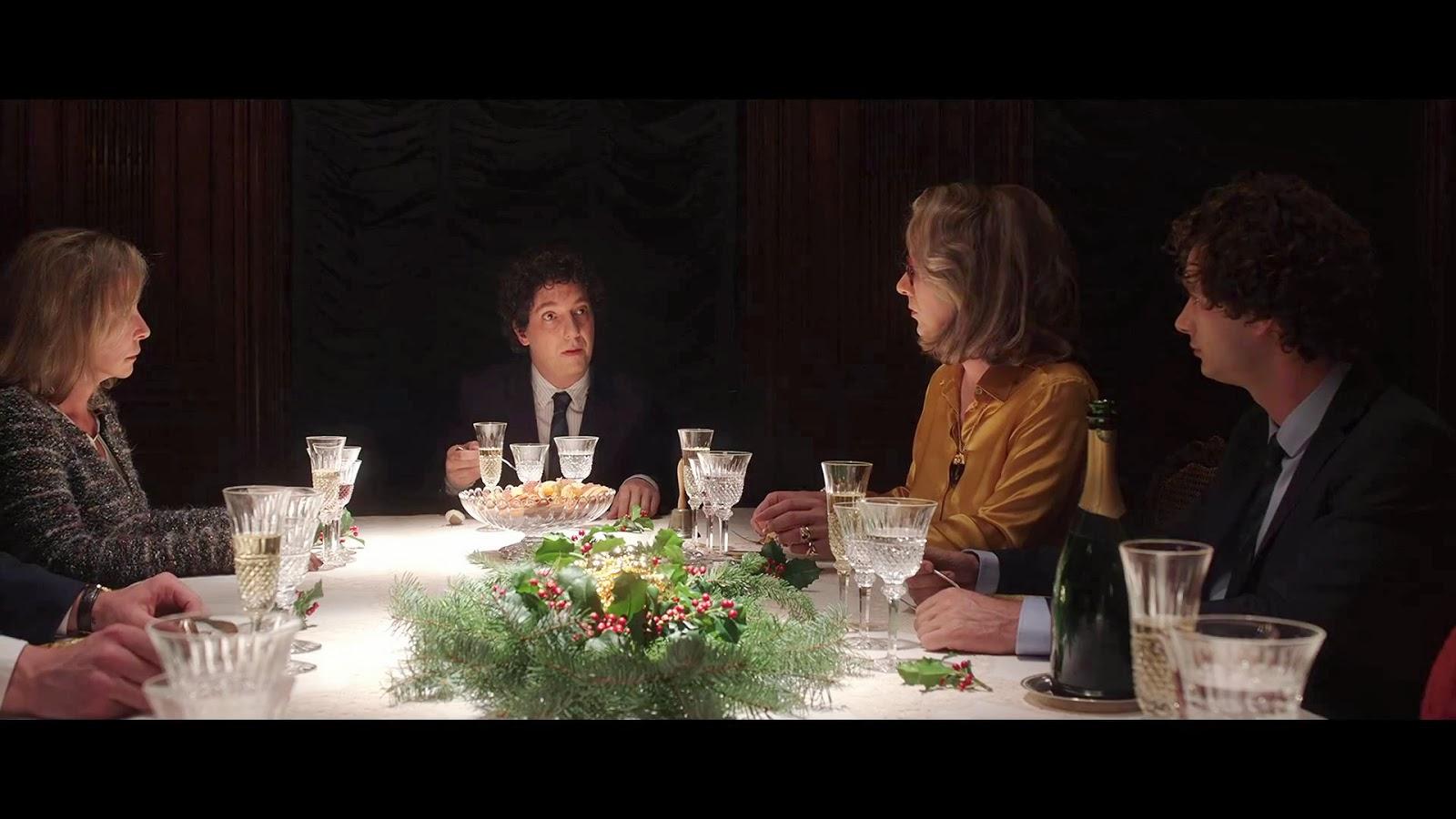 Un salt al cinema guillaume y los chicos a la mesa - Film guillaume et les garcons a table ...