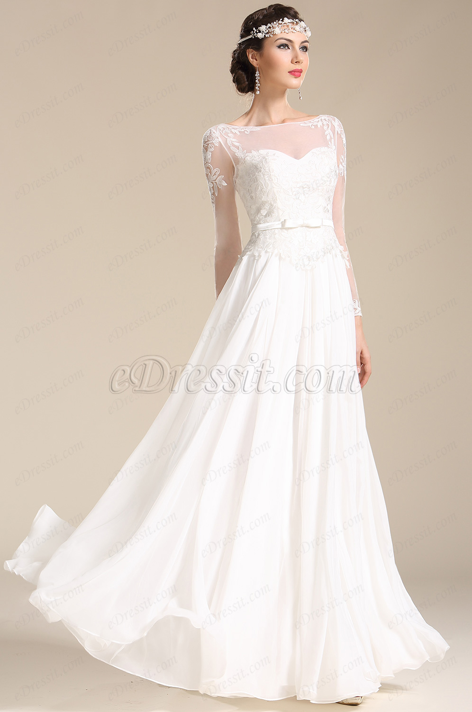 SIMPLE ELEGANCE: New Wedding Dress Trends You\'ll Love