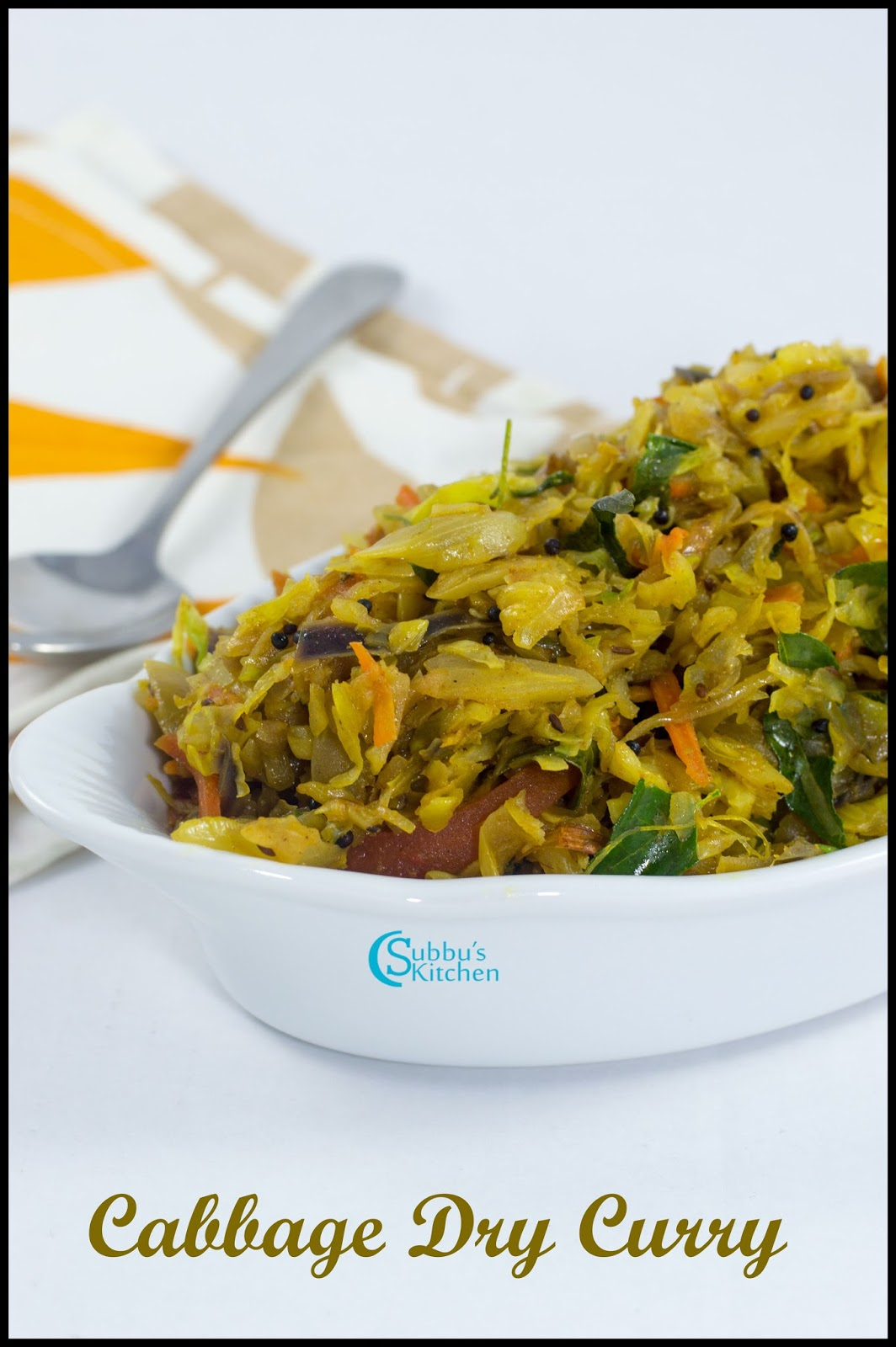 how to make cabbage stir fry