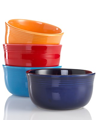Crazy For Fiestaware Gusto Bowls