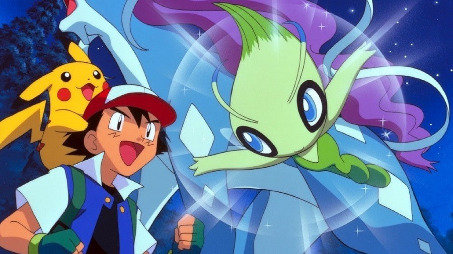Pokémon 4 - Viajantes do Tempo 1080p Torrent Imagem