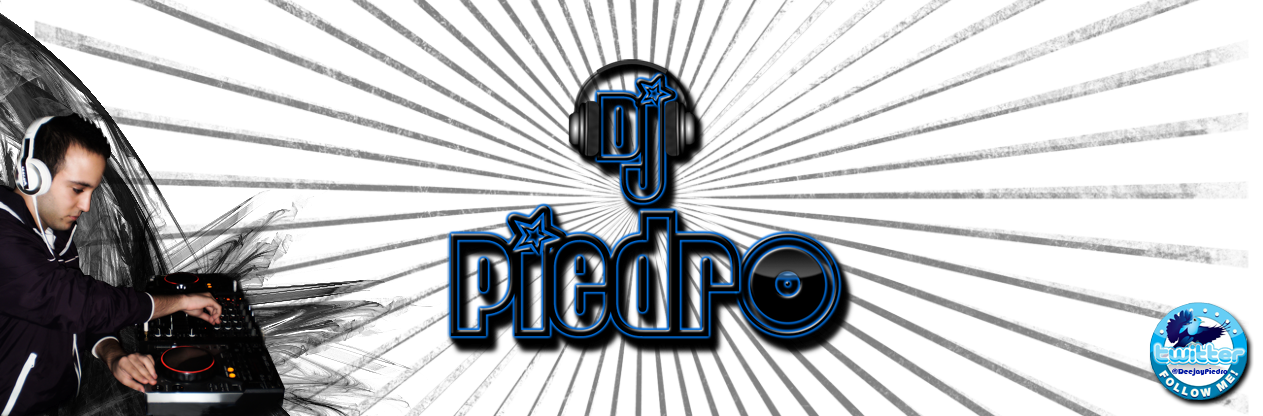 Dj Piedro | Music for living