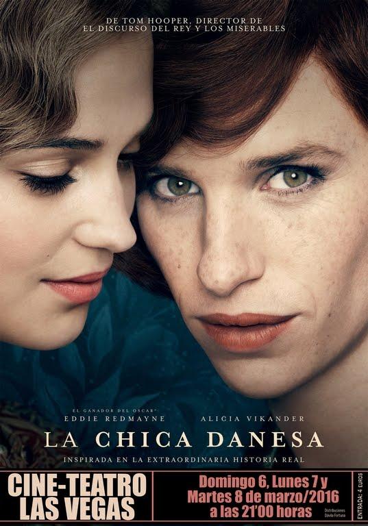 Cine: La chica danesa