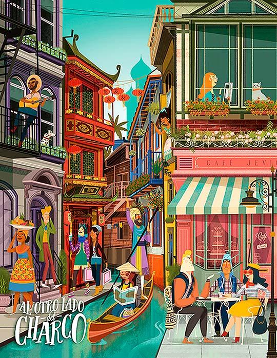 Ilustración de Paola Escobar
