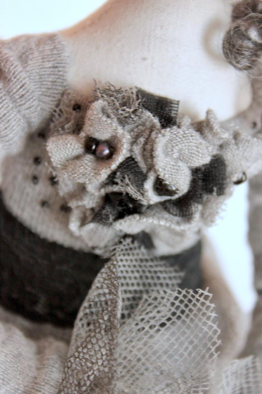 Интерьерная кукла своими руками выкройки фото 88