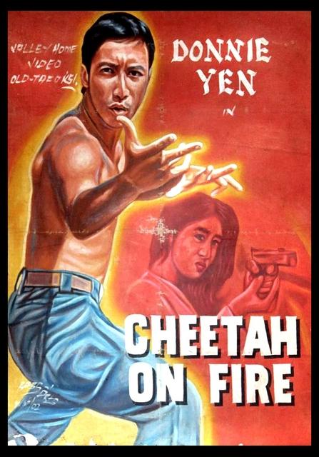Liệp Báo Hành Động - Cheetah On Fire