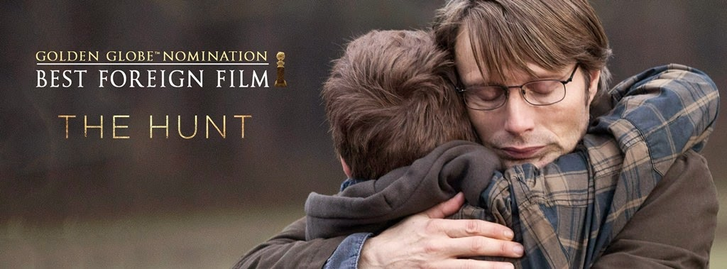 the hunt golden globe nomination best foreign film