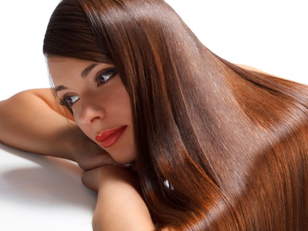 perawatan rambut alami natural kacang almond