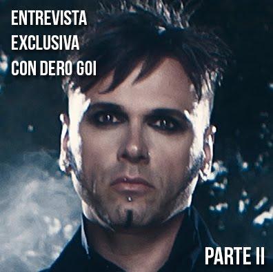ENTREVISTA EXCLUSIVA- PARTE II