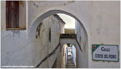 Calles de Arcos   (Indice).