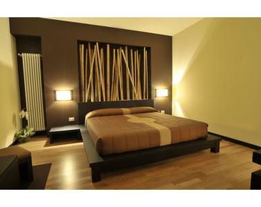 Dormitorio estilo zen dormitorios con estilo - Decoracion zen salon ...