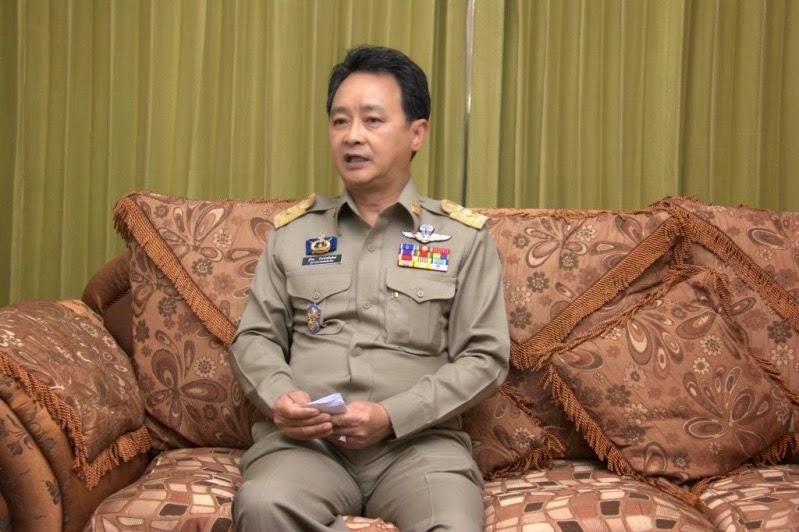 Gouverneur Provinz Chiang Mai