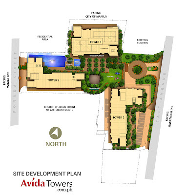 Avida Towers Prime Taft Site   Development Plan