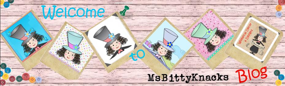 MsBittyKnacks Blog