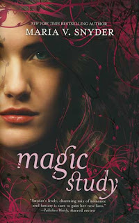 Magic Study by Maria V. Snyder