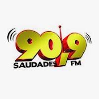 ouvir a Rádio Saudades FM 90,9 Matão SP